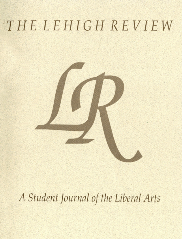 Lehigh University Humanities Center - LR Vol. 1