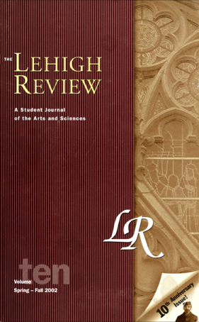Lehigh University Humanities Center - LR Vol. 10