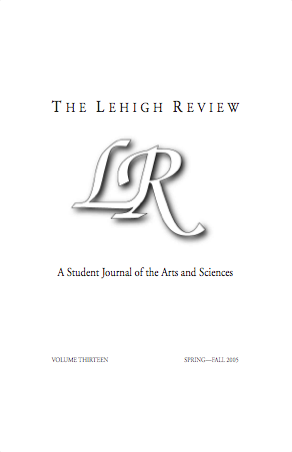 Lehigh University Humanities Center - LR Vol. 13