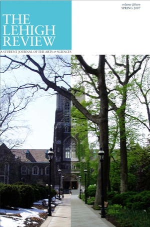 Lehigh University Humanities Center - LR Vol. 15