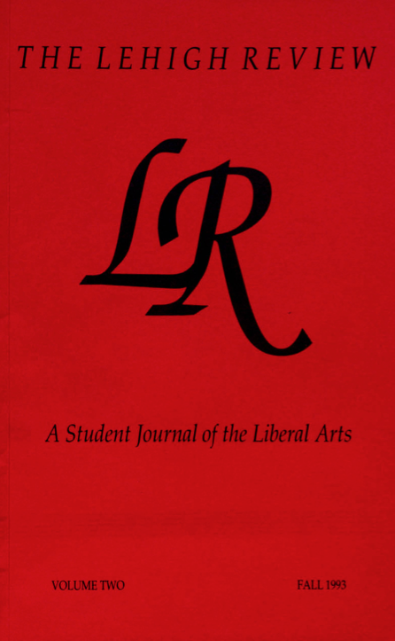 Lehigh University Humanities Center - LR Vol. 2