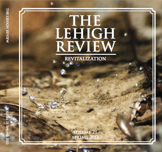 Lehigh University Humanities Center - LR Vol. 21