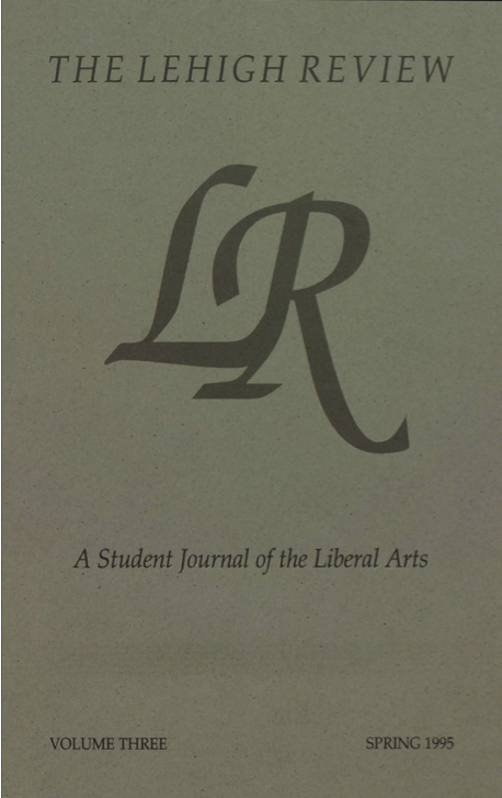 Lehigh University Humanities Center - LR Vol. 3