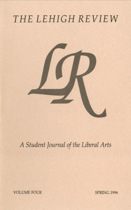 Lehigh University Humanities Center - LR Vol. 4