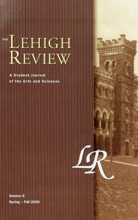 Lehigh University Humanities Center - LR Vol. 8