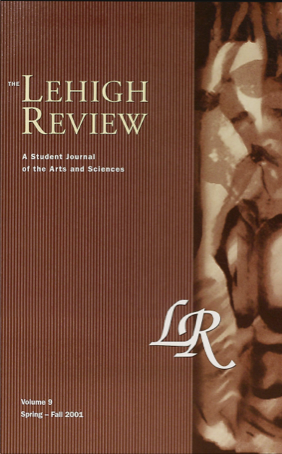 Lehigh University Humanities Center - LR Vol. 9